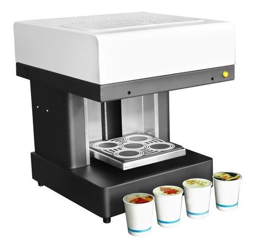 renta de impresora de alimentos y bebidas