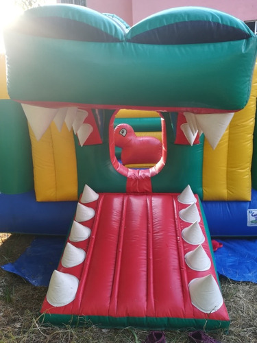 renta de inflable brincolin tumbling trampolin