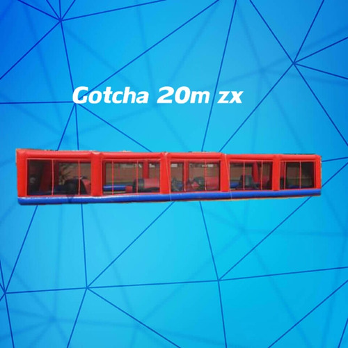 renta de inflables gigantes, gotcha, acuaticos, orbitron