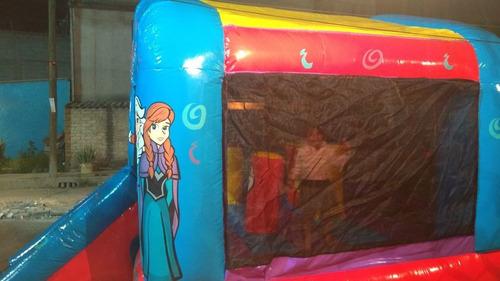 renta de inflables y trampolin ecatepec