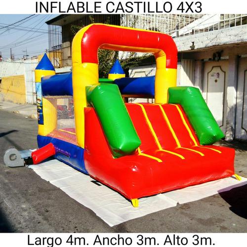 renta de inflables y trampolines