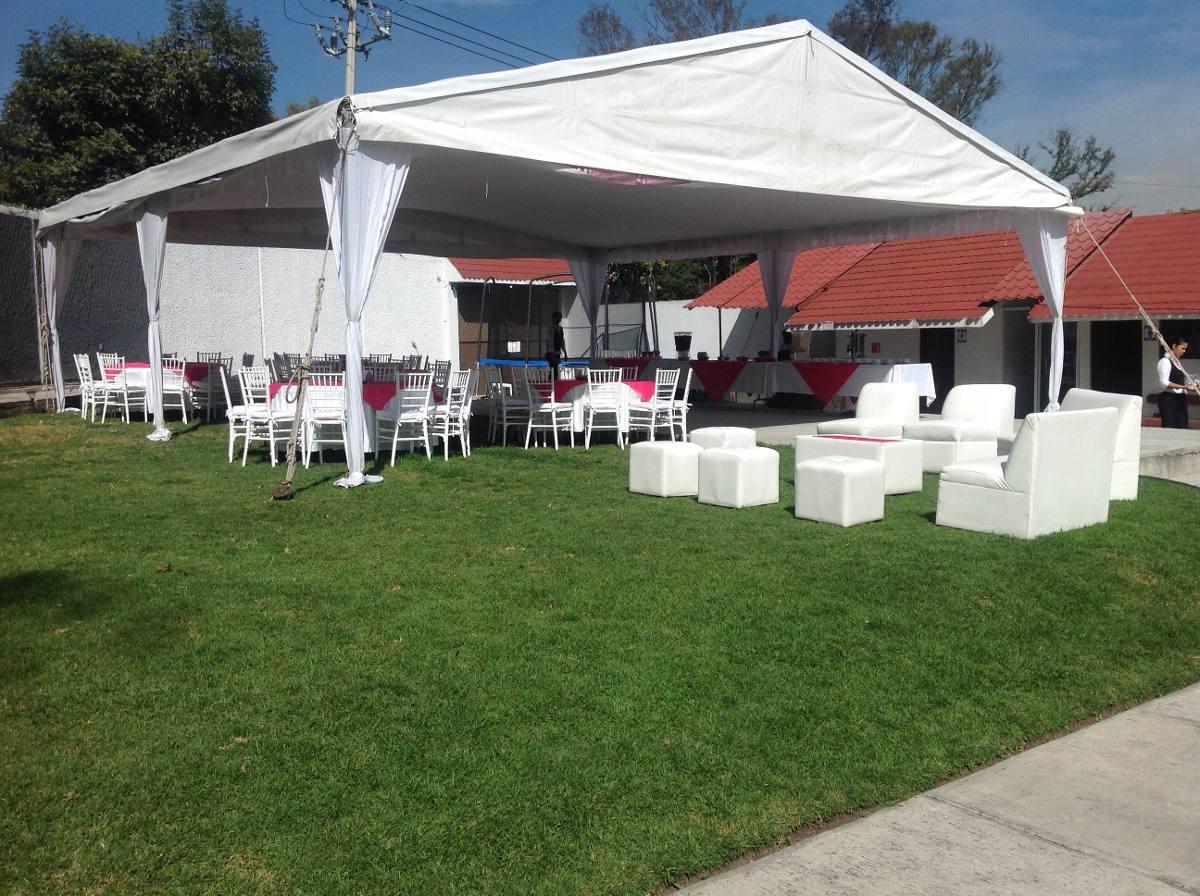 Renta de jard n para fiestas familiares y eventos for Jardines para eventos