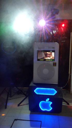 renta de karaoke y rockola