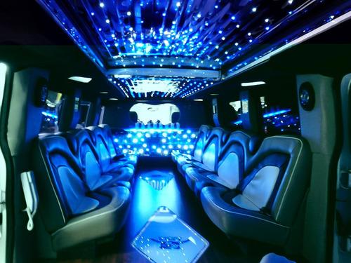 renta de limousinas para bodas y quince anios