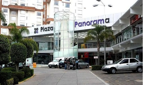 renta de local comercial en plaza panorama interlomas