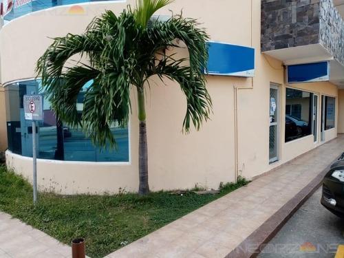 renta de local comercial en plaza san jorge, unidad nacional