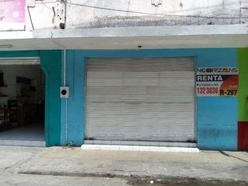 renta de local comercial en zona centro de tampico, tam.