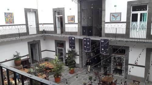 renta de local de 146m2 para franquicia de restaurante o cafeteria! centro historico! blvd. 5 de may