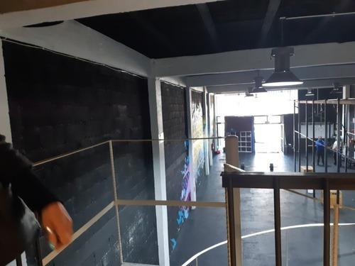 renta de local de 253m2 en la paz!!! ideal restaurante, café, librería, tienda!