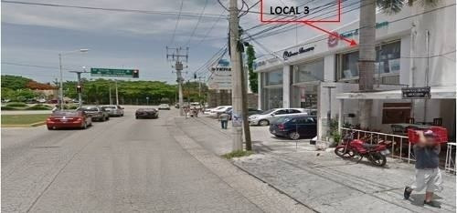 renta de local en yaxchilan cancún