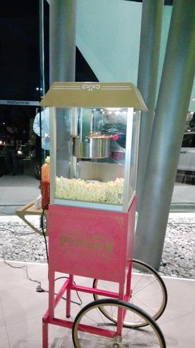 renta de maquina de palomitas para eventos