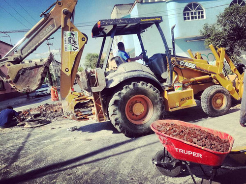 renta de  maquinaria para la construccion y demolicion
