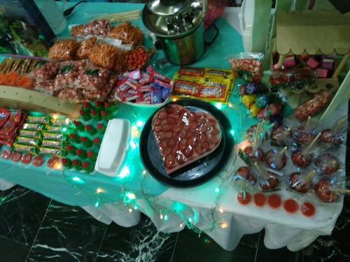 renta de mesa de dulces