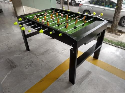 renta de mesa de futbolito futbolito billar gigante jenga