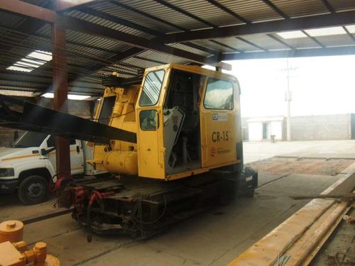 renta de multicalzadora jackson y equipos ferroviarios,