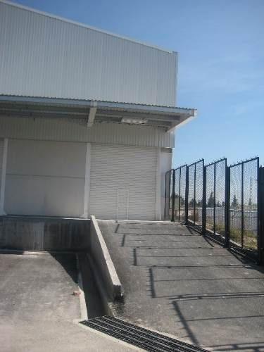 renta de nave industrial, autopista, vw, 10 mil m2, dos frentes, transformador