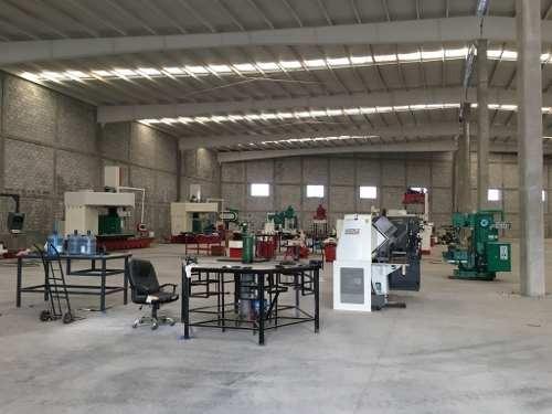 renta de nave industrial (bodega) de 4,000 m2 en ramos arizpe, frente aeropuerto