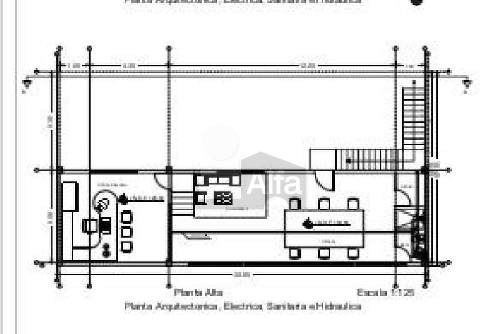 renta de nave industrial en parque industrial escobedo 550mts2