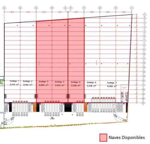renta de nave industrial en xhala - cuautitlán izcalli