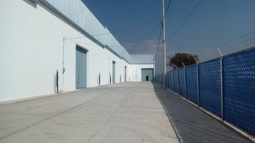 renta de naves industriales  parque outlet