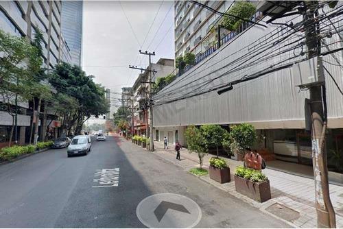 renta de oficina 240m $86,400 en leibnitz cerca de torre mayor, reforma, camino real polanco, dpvo chapultepec