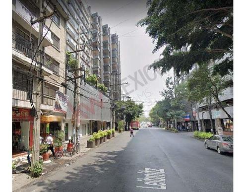 renta de oficina 348m $125,280 en leibnitz cerca de torre mayor, reforma, camino real polanco, dpvo chapultepec