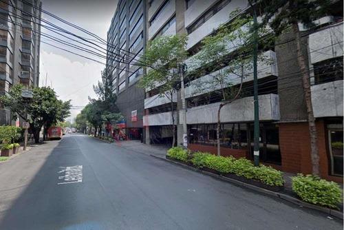 renta de oficina 530m $190,800 en leibnitz cerca de torre mayor, reforma, camino real polanco, dpvo chapultepec