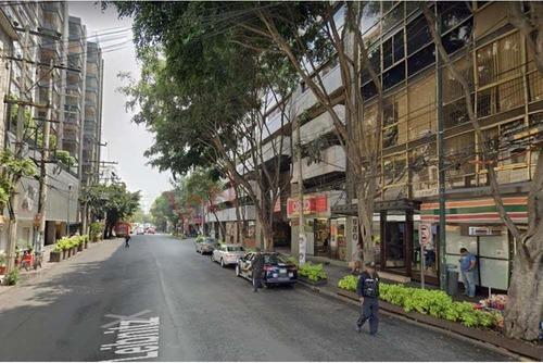 renta de oficina 600m $216,000 en leibnitz cerca de torre mayor, reforma, camino real polanco, dpvo chapultepec