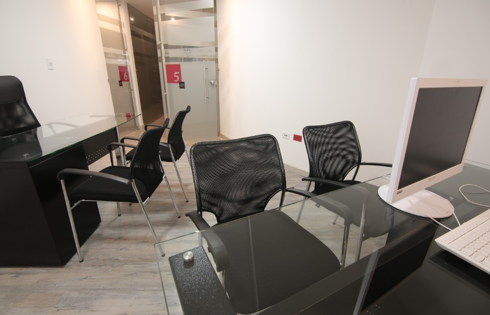 renta de oficina amoblada en armenia