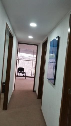 renta de oficina amueblada en echegaray