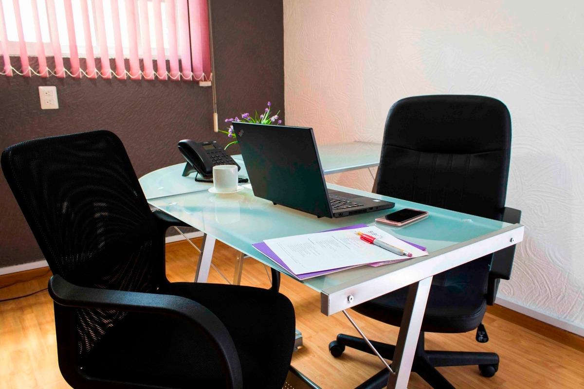 renta de oficina con servicios  en azcapotzalco