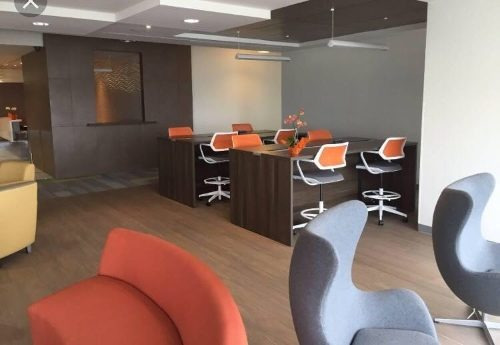 renta de oficina en el marques amuebladas orvit coporate center