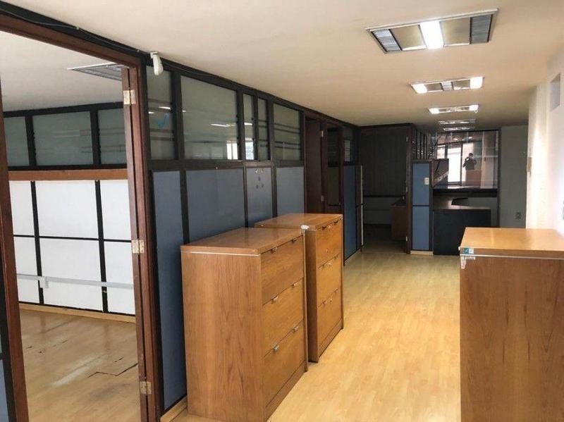 renta de oficina en roma norte