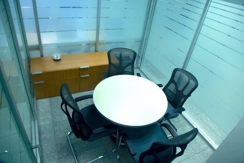 renta de oficinas amuebladas de 7 a 35 m² en boulevard santa