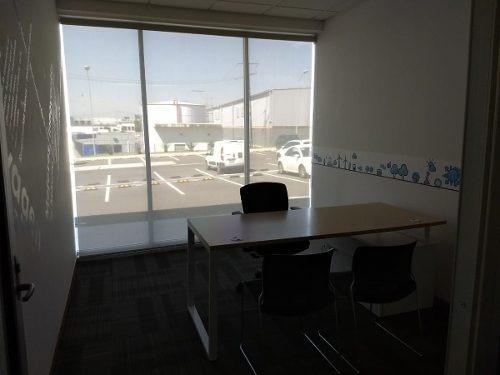 renta de oficinas amuebladas, vw, 454 m2
