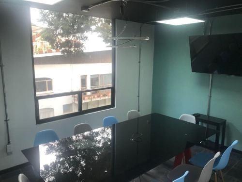 renta de oficinas con servicios incluidos desde $5000