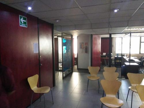 renta de oficinas en edificio aaa reforma. tabacalera