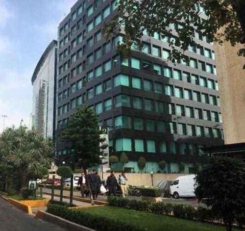 renta de oficinas lomas de chapultepec acondicionadas
