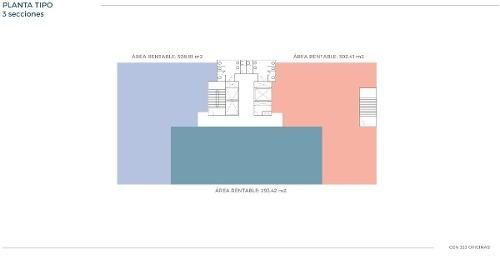 renta de oficinas y locales torre cen 333 santa maría monterrey
