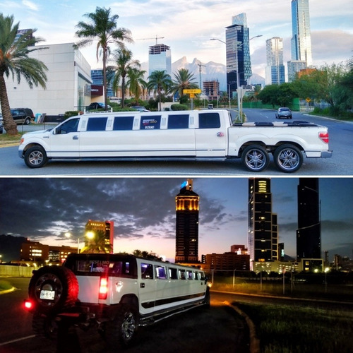 renta de party bus & limousine's en monterrey