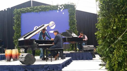 renta de pianos para conciertos y eventos