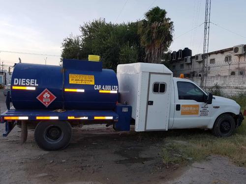 renta de pipa para diesel