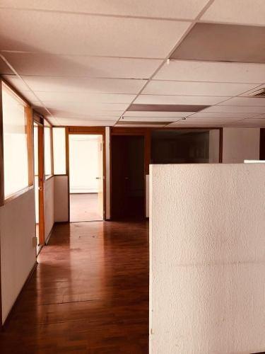 renta de piso completo para oficinas de 700 m2 en roma norte.