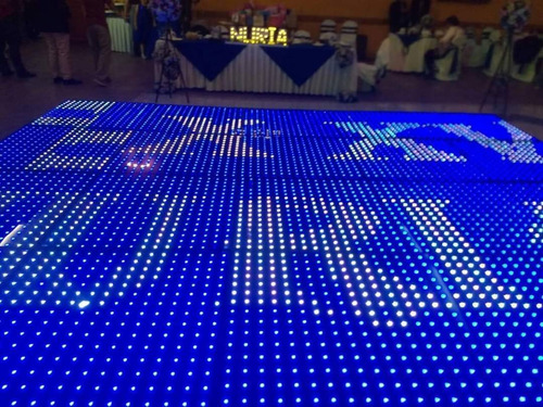 renta de pista de baile de pixel