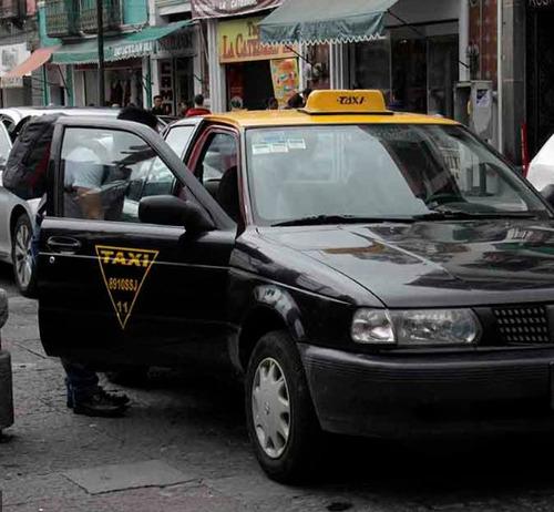 renta de placas para taxi ciudad de puebla