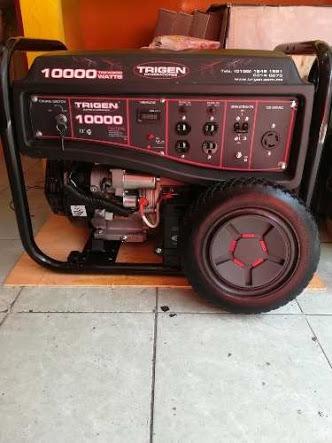 renta de planta de luz 10 000 watts