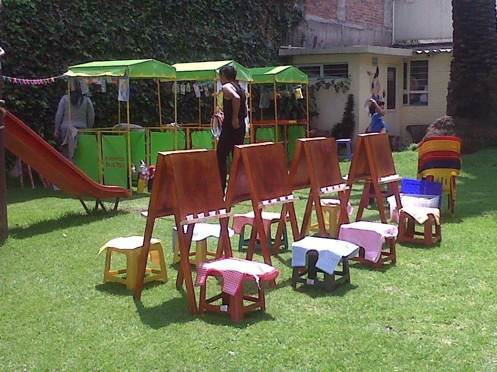 Renta De Puestos De Feria Tipo Kermes Fiestas Infantiles En