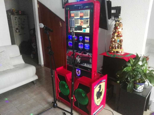 renta de rockola karaoke