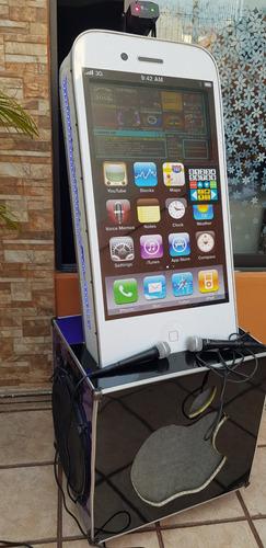 renta de rockolas karaoke ipod phone luces df y edo