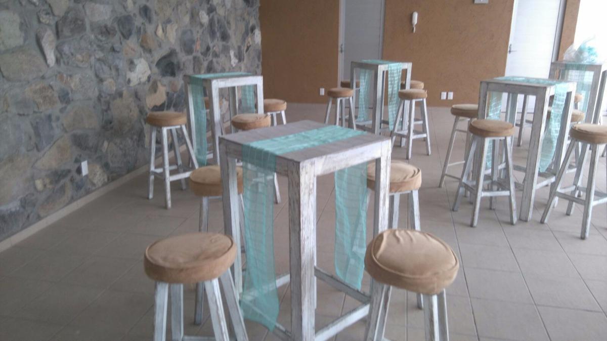 Renta de salas vintage periqueras mesas vintage Mesas industriales vintage